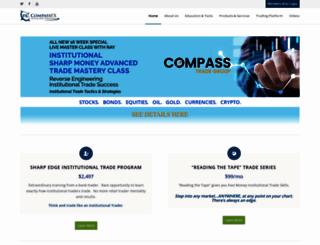 compassfx.com screenshot
