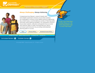 compasslearn.sfps.info screenshot