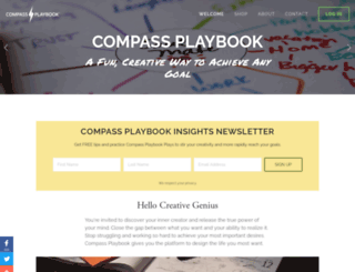 compassplaybook.com screenshot