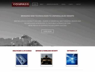 compassstrategies.com screenshot