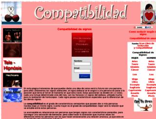 compatibilidad.net screenshot