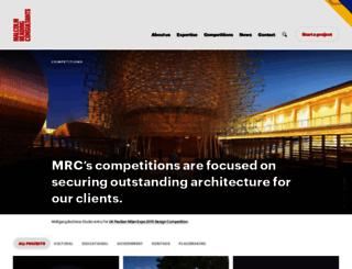 competitions.malcolmreading.co.uk screenshot