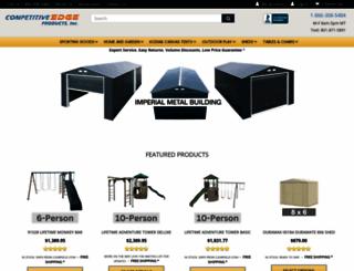 competitiveedgeproducts.com screenshot