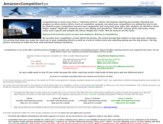 competitoreye.com screenshot