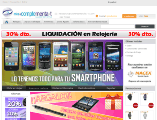 complementa-t.com screenshot