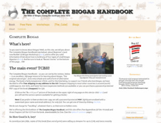 completebiogas.com screenshot