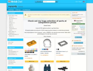 completebricks.brickowl.com screenshot