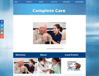 completecareco.com screenshot