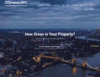 completeepc.co.uk screenshot