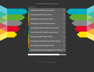 completehealthcircle.com screenshot