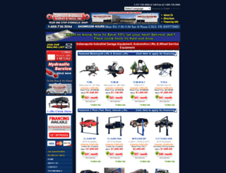 completehydraulic.com screenshot
