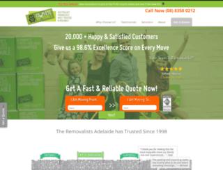 completeremovals.com.au screenshot