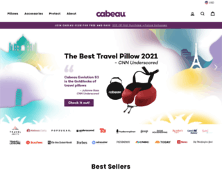completesupportpillow.com screenshot