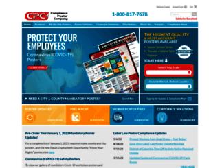 complianceposter.com screenshot