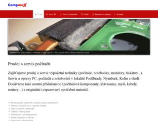 compmax.cz screenshot