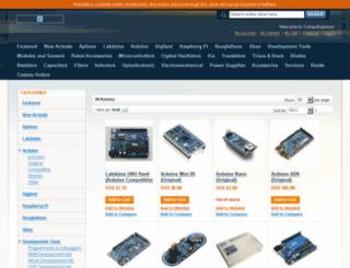 compoexpress.com screenshot