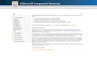 composite-component-showcase.icesoft.org screenshot