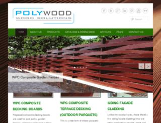 compositedeckings.com screenshot