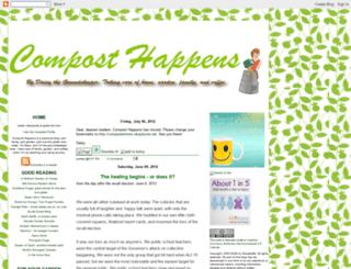 compostermom.blogspot.com screenshot