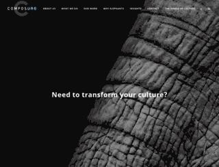 composuregroup.com.au screenshot