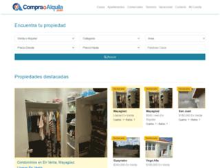 compraoalquila.com.pr screenshot