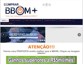 comprarbbom.com.br screenshot