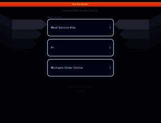 comprartesanato.com.br screenshot