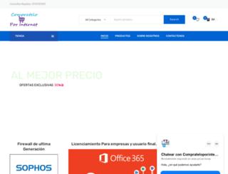 comprateloporinternet.com screenshot