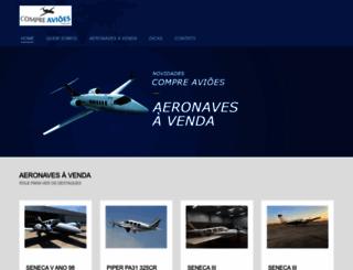 compreavioes.com.br screenshot