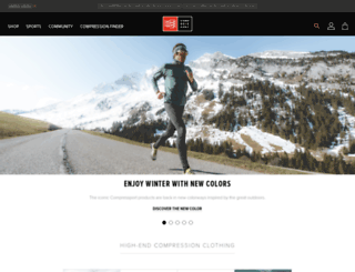 compressport.com screenshot
