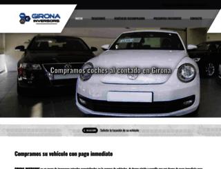 comprocochesalcontado.com screenshot