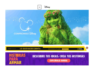 compromisodisney.com screenshot
