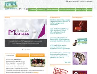 compromissoeatitude.org.br screenshot