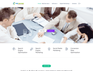 compsolutions.co.in screenshot