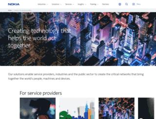 comptel.com screenshot