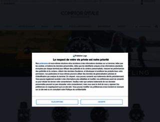 comptoir-italie.com screenshot