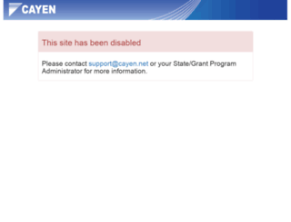compton.cayen-server.net screenshot