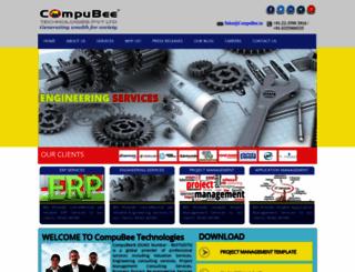 compubee.in screenshot