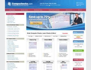 compuchecks.com screenshot