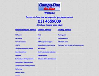 compudoc.co.za screenshot