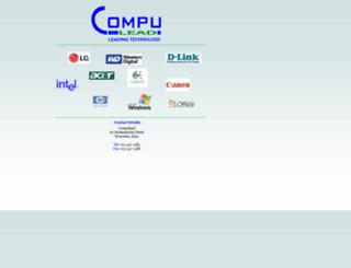 compulead.co.za screenshot