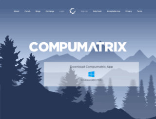 compumatrix.biz screenshot