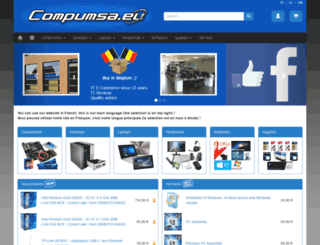 compumsa.eu screenshot