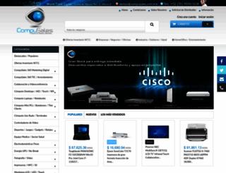compusales.com.mx screenshot