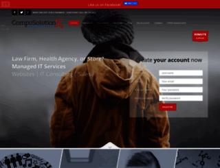compusolutionx.com screenshot
