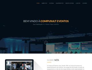 compusult.com.br screenshot