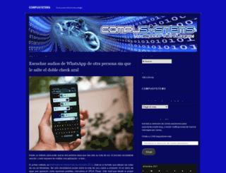 compusystems.wordpress.com screenshot