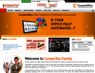 computaxonline.com screenshot
