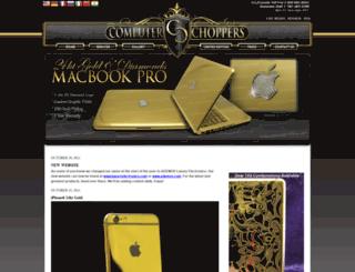computer-choppers.com screenshot