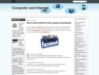 computer-internetusage.blogspot.in screenshot